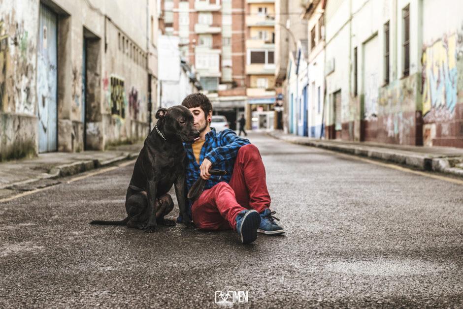 Fotografía de mascotas en Oviedo, Asturias.