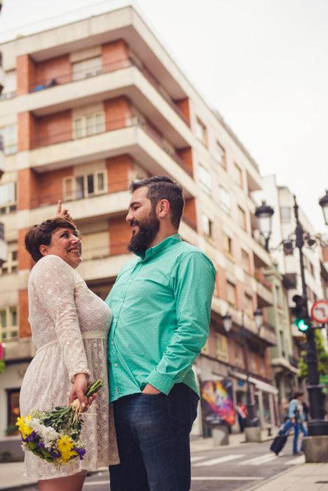 Fotografía de Bodas en Oviedo, Asturias.
