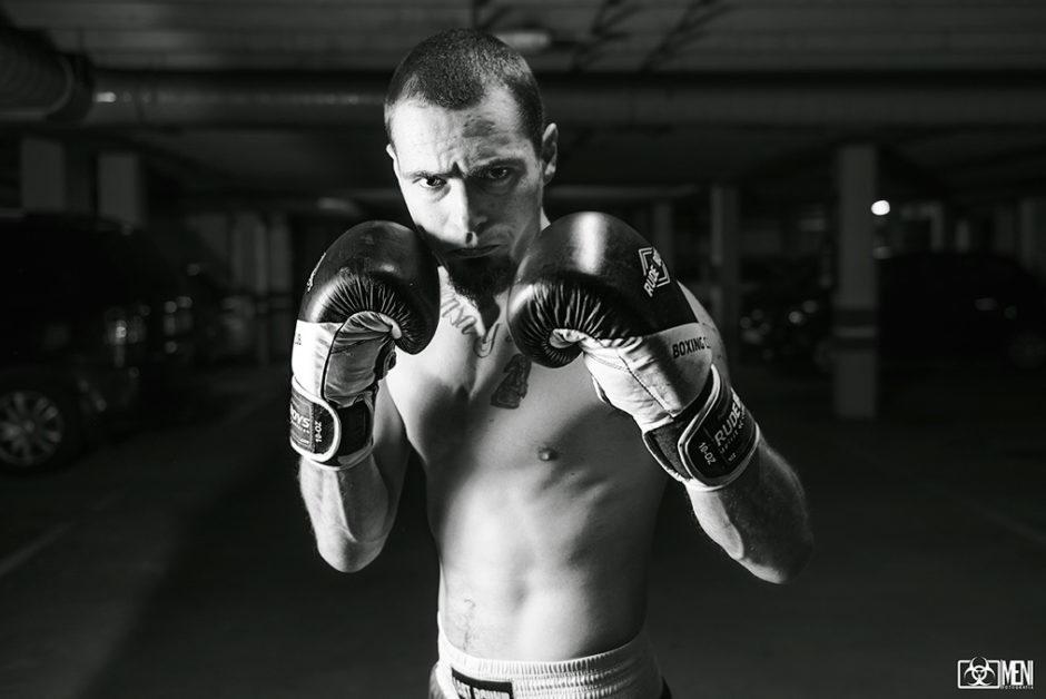 Fotografía boxeo book lifestyle oviedo asturias