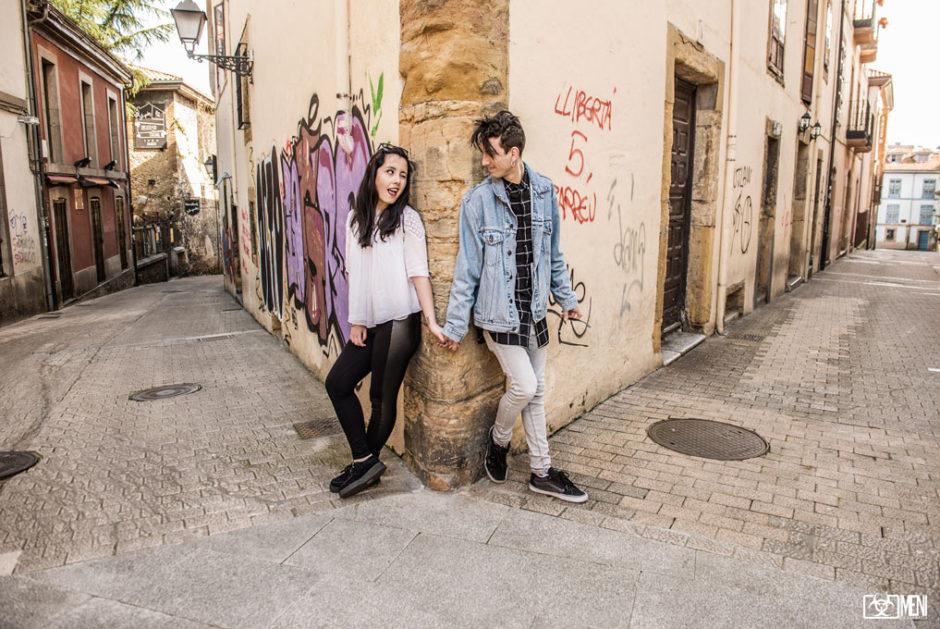 fotografía de boda en Oviedo, Asturias.