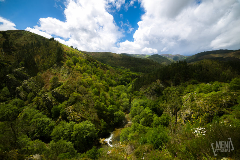 Valle y Río Esva