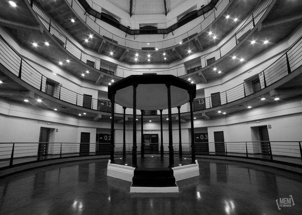 Antigua cárcel de Oviedo.